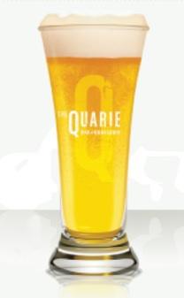 Image Courtesy of the Quarie Bar and Brasserie website