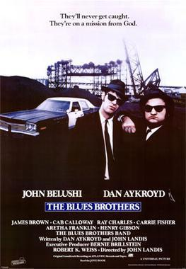 blues brothers, movie, poster