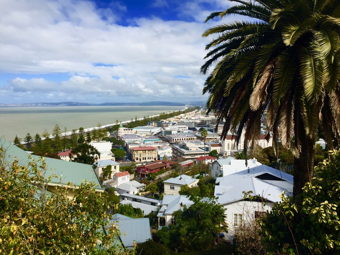 Bluff Hill, Lookout, Napier, Walk, Hawkes Bay, New Zealand