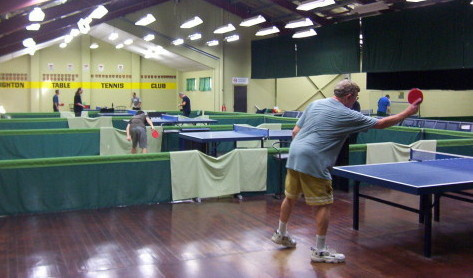 Brighton District Table Tennis Club, Table Tennis SA, Joe Hoad, table tennis, International Table Tennis Federation, ITTF