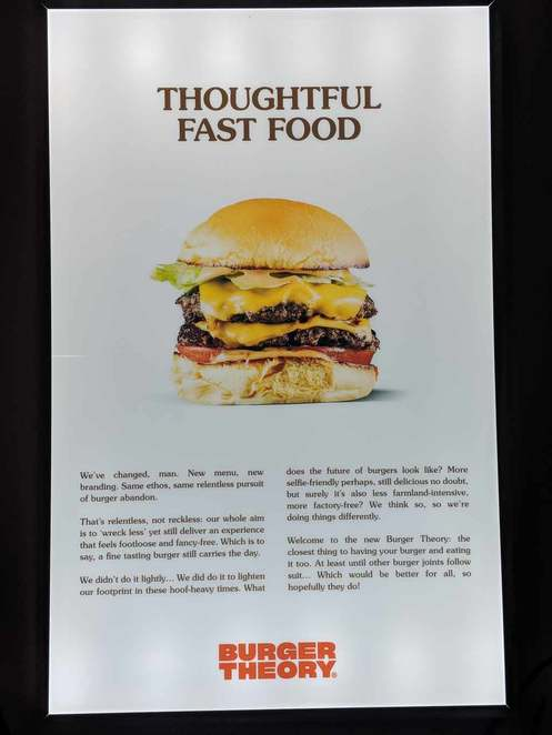 burgers, restaurants, rundle st, union st, fast food, sustainability