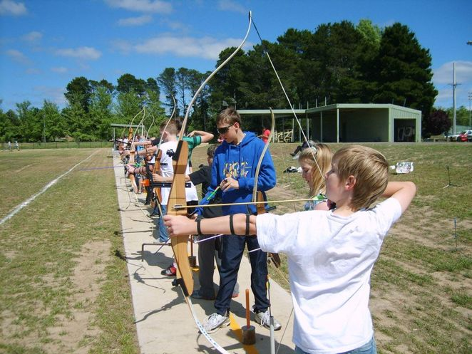 canberra archery club, canberra, october, school holidays, spring school holidays, 2018, whats on, sports, archery, kids, children, teenagers, school holiday programs, ACT,