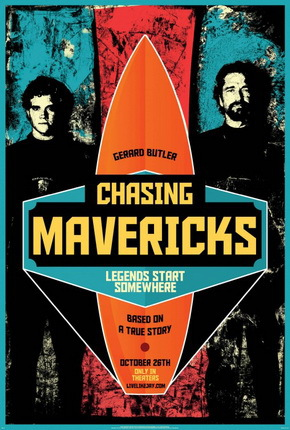 Chasing Mavericks, copyright 20th Century Fox