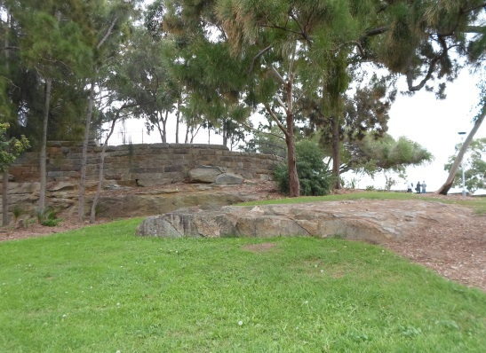 clyne reserve, millers point