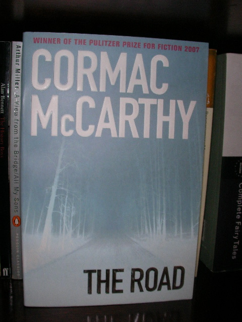 an analysis of the novel the road by cormac mccarthy Cormac mccarthy's subject in his new novel is as big as it gets: the end of the civilized world, the dying of life on the planet and the spectacle of it all he has written a visually stunning picture of how it looks at the end to two pilgrims on the road to nowhere color in the world — except.