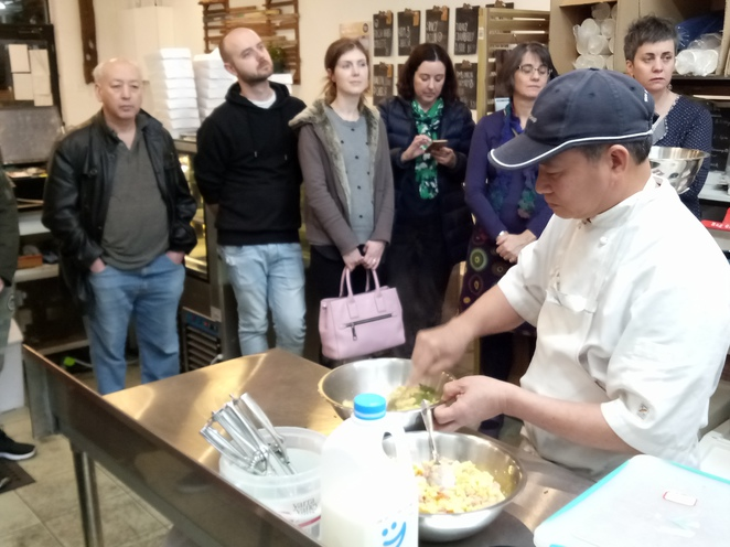 Darebin food and wibe festival, workshop, kolache cravings, bakery, cafe