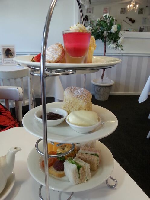 Dawn Tea Rooms, High Tea, Mother's Day, Takeaway, Brisbane