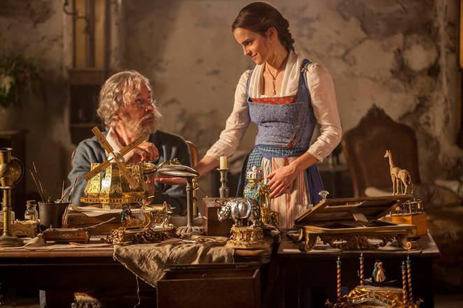 Disney's Beauty and the Beast - Emma Watson