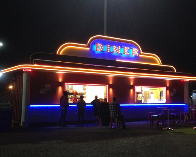 Eat Street Drive-In Diner