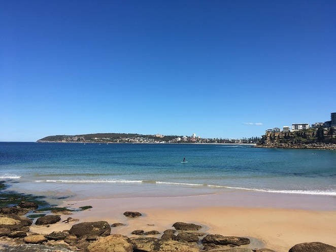 freshwater beach, freshwater views, northern beaches views, northern beaches walks