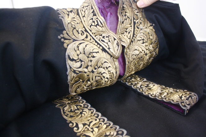 Fabric of Life provides specialist textile conservation