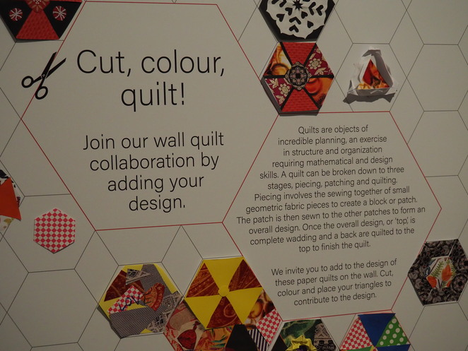 Hazell St Quilters, Children's Activities, Redcliffe, Redcliffe Art Gallery, patchwork, quilting, exhibition