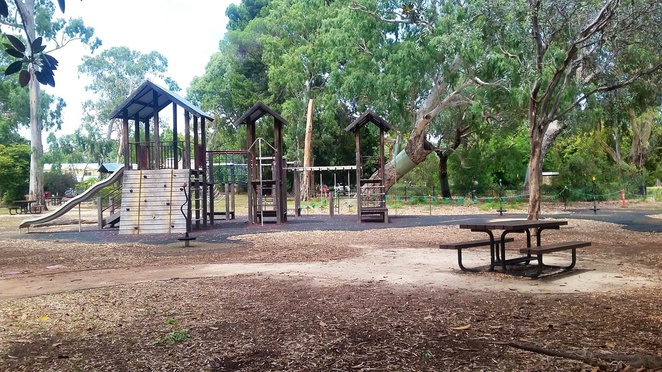 Heywood Park playground
