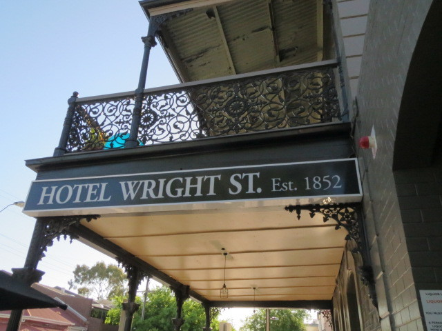Hotel Wright Street, Adelaide