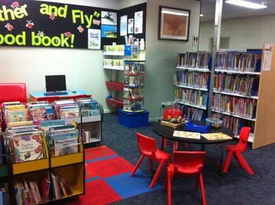 Kids Corner @ Kallangur Library