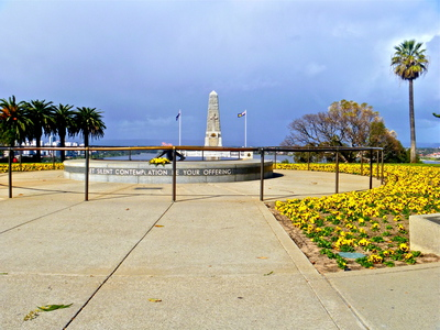 Kings Park, Great War, WW2, Memorial, ANZAC, WWII