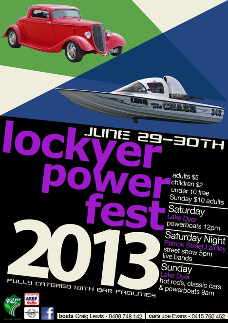 Lockyer Powerfest