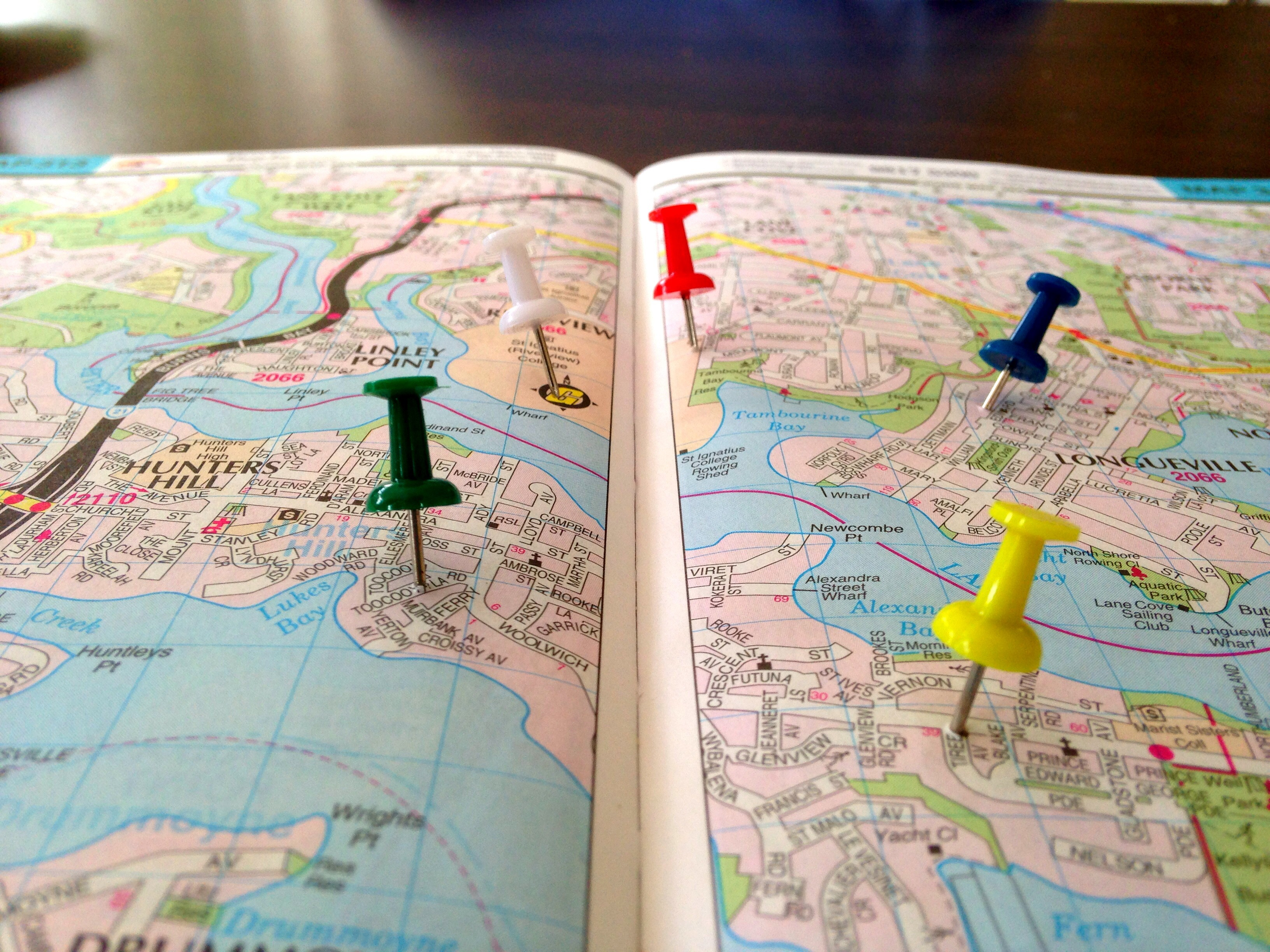 The Importance of Map Reading Skills for Kids - Sydney