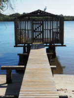 Maroochy River, jetty