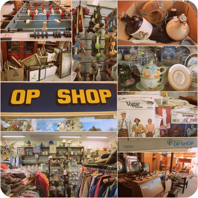Mission Op Shop Asquith, Op Shop Hornsby, Vintage Shop Hornsby