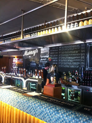 murrays brewery bar and restaurant manly, murrays at manly