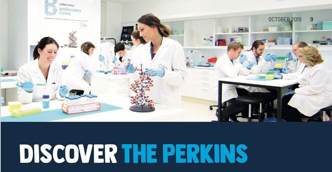 Open Day at Perkins