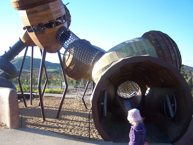 Pod Playground, older children area