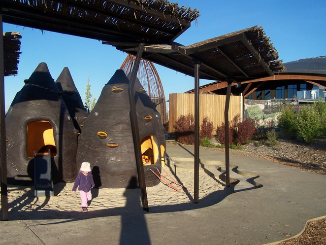 Pod Playground Toddler area