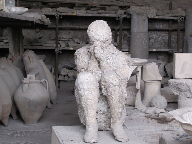 Pompeii, image by David Francis
