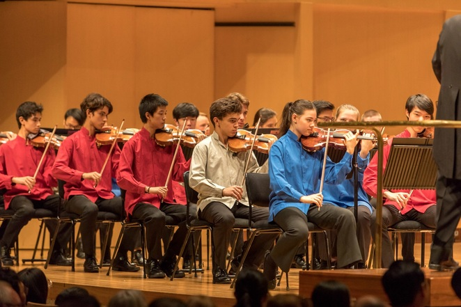 Queensland Youth Orchestra, Rite of Spring