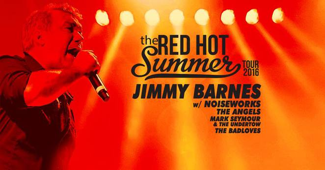 Sandstone Point Hotel red hot summer tour march events