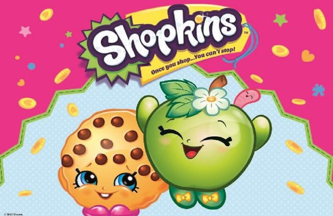 Shopkins at Galleria