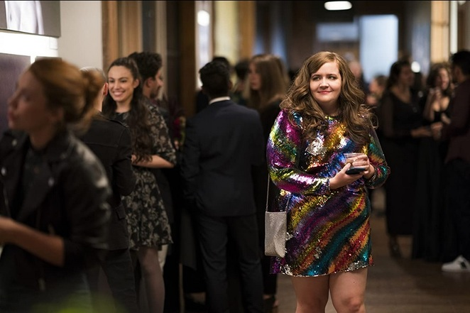 Shrill TV series review