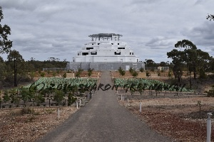 Stupa, bendigo, compassion, visit, peaceful,