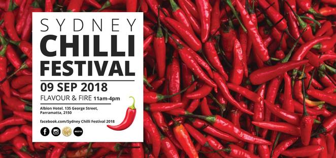 sydney chilli festival 2018, community event, hot stuff, fun things to do, albion hotel parramatta, raffle tickets, help the farmers, fundraiser event, charity event, ausgtralian hot sauces, chilli chocolate, chilli condiments, pickles, food and drink, entertainment, competition, seatonfire chilli chocolate challenge