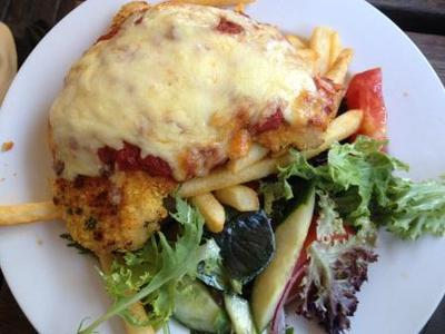 Sydney's Best Chicken Parmigiana