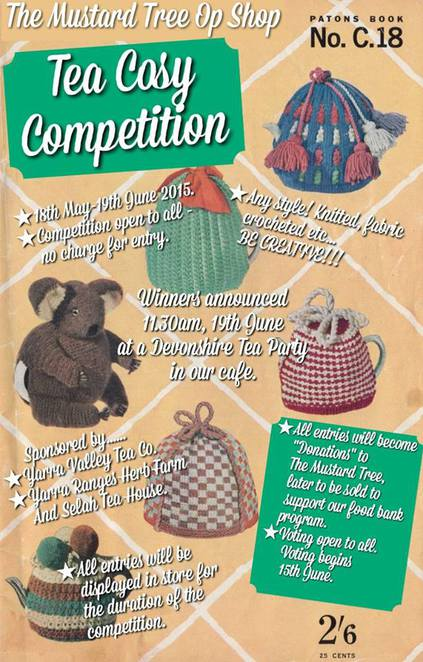 Tea Cosy Competition