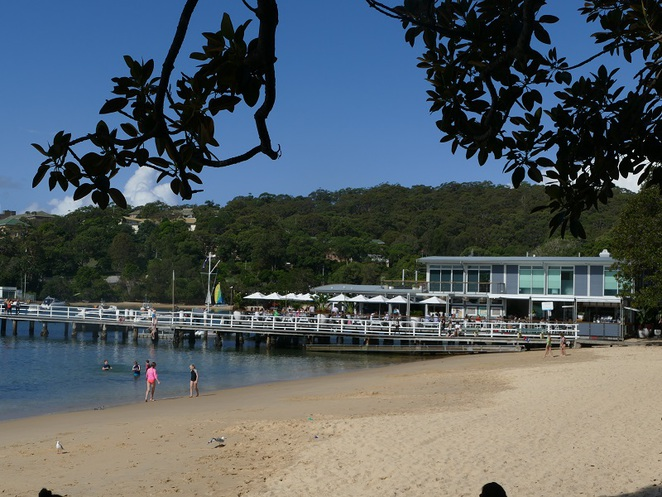 The boathouse balmoral beach cafe nsw