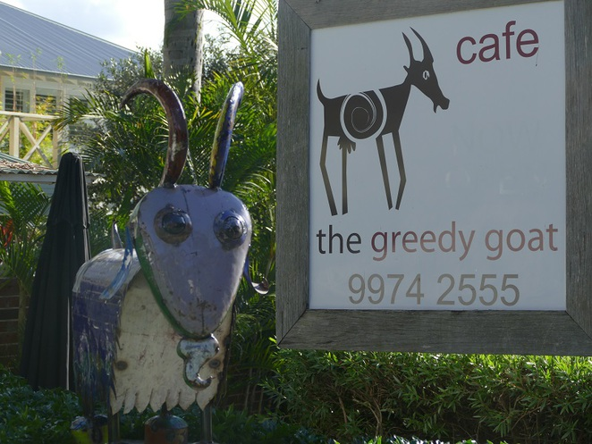 the greedy goat cafe palm beach nsw