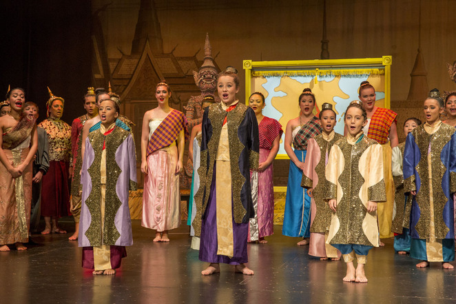 The King and I, Rockdale Musical Society, Musical, Rockdale Town Hall, Musical