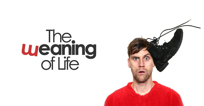 The Weaning of Life, The Weaning of Life by Luke Nowell, The Red Onesy's, The Weaning of Life at The Sydney Fringe Festival, The Weaning of Life at The Factory, Rebecca Wright, Dan Sheperd