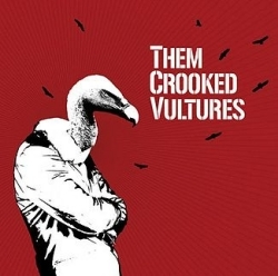 them crooked vultures, album, cover