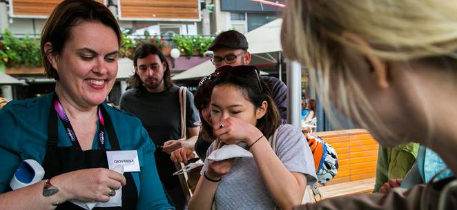 Free Tours of Prahran Market
