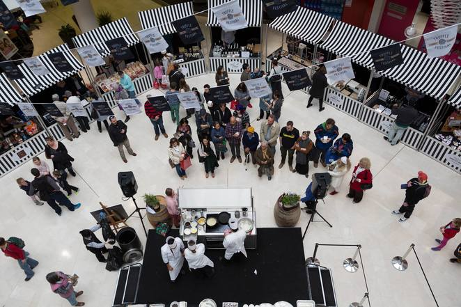 truffle market days, woden, belconnen, canberra, canberra truffle festival, ACT, 2018, whats on, free events, things to do, cooking demonstrations, family events, shopping centre, westfield,