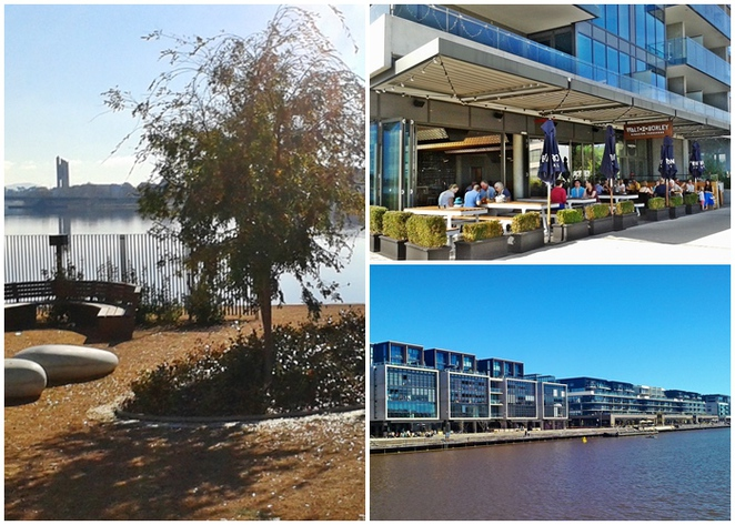 walt and burley, pubs with views, restuarants with views, canberra, lake burley griffin, ACT, views, lake views,