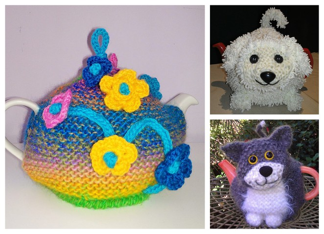 warratina tea cosy competition, cancer council fundraiser