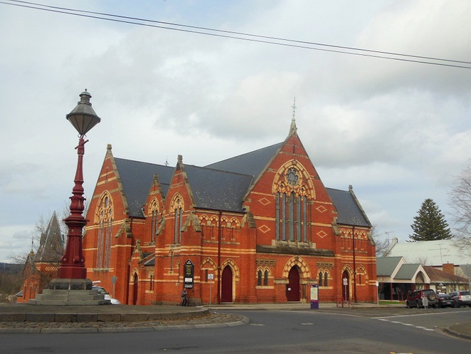 wesleyan church ballarat