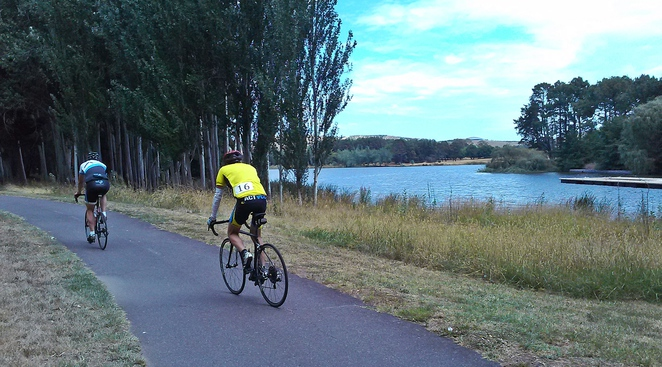 western loop, lake burley griffin, canberra, ACT, walking paths, cycling loops, longer walks, views, lakes