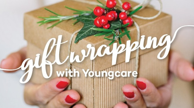 Young Care Christmas Gift Wrapping
