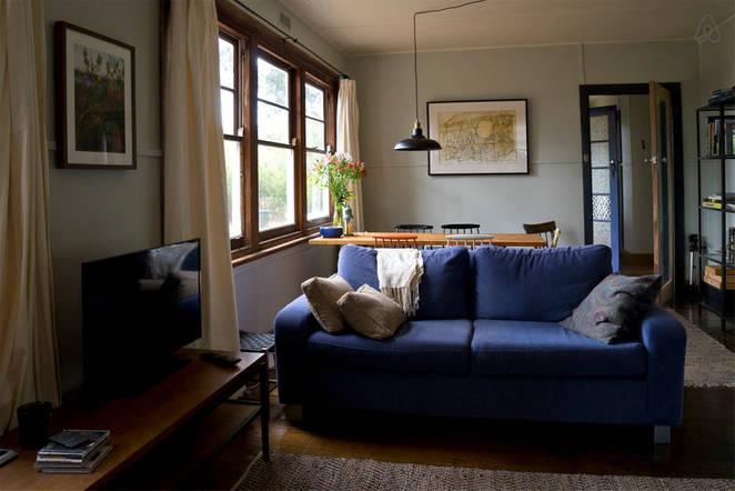 airbnb the studio somers
